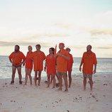 El equipo Sur de la segunda edición de 'Supervivientes: Expedición Robinson'