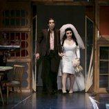 Alaska y Mario en el Teatro Capitol en la quinta temporada de 'Alaska y Mario'