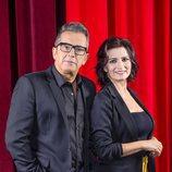 Andreu Buenafuente y Silvia Abril, presentadores de los premio Goya 2019
