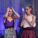 Wondy y Ester, finalistas de 'Fama a bailar'