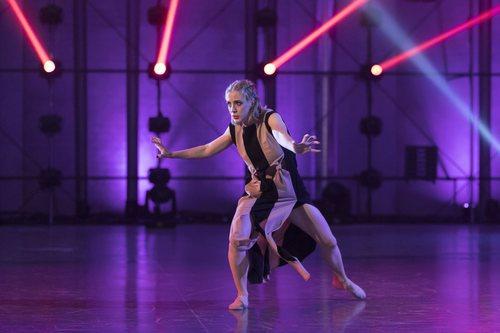 Ester, una de las finalistas de 'Fama a bailar'