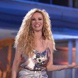 Paula Vázquez, presentadora del talent de baile 'Fama a bailar'