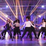 Los alumnos de 'Fama a bailar' bailando durante la final del concurso