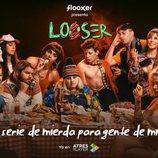 El elenco de 'Looser', la serie de Soy una Pringada en Flooxer