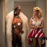 Debbie Eagan y Tamme Dawson hablan en la segunda temporada de 'GLOW'