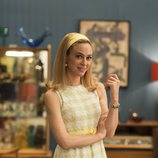 Marta Hazas posa como Clara Montesinos en la segunda temporada de 'Velvet colección'