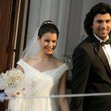 Fatmagül y Kerim recién casados en la segunda temporada de 'Fatmagül'