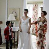Fatmagül vestida de novia en la segunda temporada de 'Fatmagül'