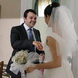 Fatmagül a su llegada a la iglesia en la segunda temporada de 'Fatmagül'