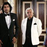 Kerim esperando a Fatmagül para casarse con ella en la segunda temporada de 'Fatmagül'