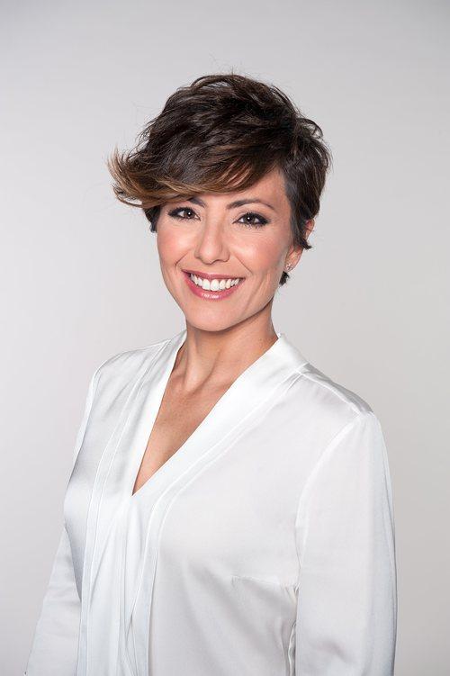 Sonsoles Ónega, conductora del magacín informativo 'Ya es mediodia'