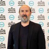 Javier Cámara en la presentación de 'Vota Juan', serie de TNT