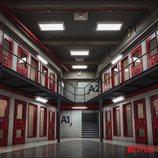 Módulo A de la nueva cárcel de las reclusas de 'Orange is the New Black'