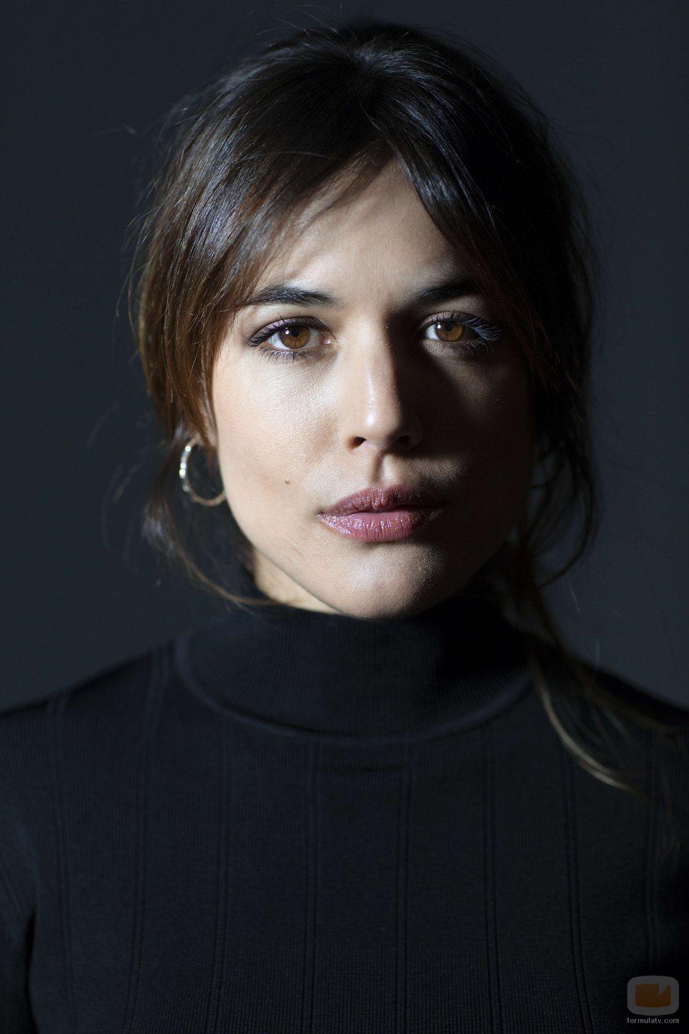 Adriana Ugarte, protagonista de 'Hache', la serie española para Netflix sobre el tráfico de heroína