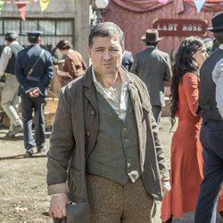 Secun de la Rosa es Francesco Marquessi en 'El Continental'