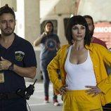 Najwa Nimri y Benjamín Vicuña en la cuarta temporada de 'Vis a vis'