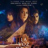 """Póster de """"La voz de la secta"""", película que aparecerá en 'Paquita Salas'"""