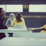 Carmen Baquero y Alba Flores en 'Vis a vis'