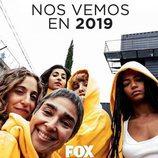 Parte de las actrices de la serie de Fox España, 'Vis a vis'
