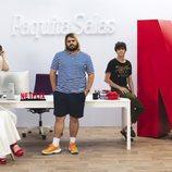 Foto promocional de la segunda temporada de 'Paquita Salas'