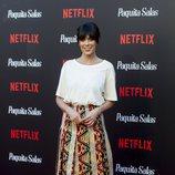 Belén Cuesta en la premiere de la segunda temporada de 'Paquita Salas'