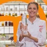 Marta, ganadora de 'MasterChef 6'