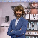 Santi Millán, presentador del espacio 'Mi madre cocina mejor que la tuya'