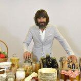Santi Millán, presentador de 'Mi madre cocina mejor que la tuya'