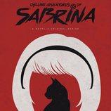 Póster oficial de la primera temporada de 'Chilling Adventures of Sabrina'