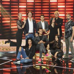 El equipo de la segunda edición de 'Pura magia'