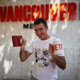 Álex Pina, creador de 'La Casa de Papel', posa tras su fichaje por Netflix