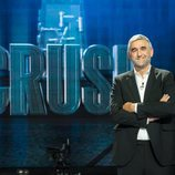 Juanma López Iturriaga, presentador de 'Crush'