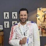 Rafael Amargo, concursante de la primera edición de 'Ven a cenar conmigo: Summer Edition'