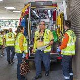 Un equipo de médicos preparado para atender urgencias en 'Ambulancias, en el corazón de la ciudad'