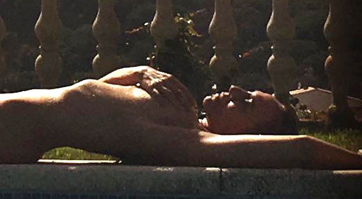 Mónica Naranjo Se Desnuda Para Celebrar El Verano