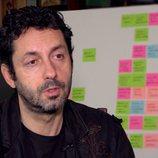 Manuel Ríos San Martín, creador, guionista y director de 'Compañeros'