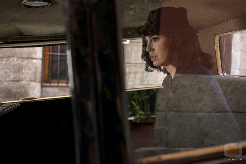 Blanca Suárez interpreta a Lidia Aguilar Dávila en 'Las chicas del cable'