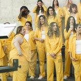 El coro de la cárcel de 'Vis a vis' en el que participa Miriam Rodríguez ('OT 2017')