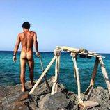 Jorge Brazález, ganador de 'MasterChef 5', muestra su trasero en Instagram