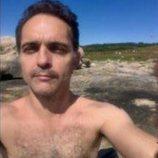 Pedro Alonso ('La Casa de Pape') sorprende a sus seguidores con un desnudo