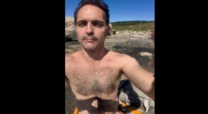 Pedro Alonso La Casa De Papel Se Desnuda Para Presentar Su Nuevo