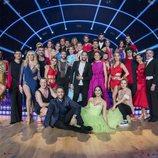 Todos los concursantes de 'Bailando con las estrellas' en la gala final
