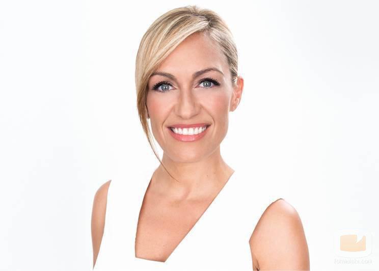 Luján Argüelles, presentadora de 'La báscula' en Telemadrid