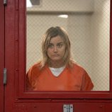 Piper Chapman encerrada en una celda durante la sexta temporada de 'Orange is the New Black'