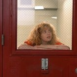 Nicky Nichols mira hacia arriba desde su celda en la sexta temporada de 'Orange is the New Black'