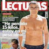 Portada Lecturas cambio físico Jorge Javier Vázquez