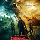Cartel de 'El último Sharknado: ya era la hora'