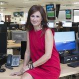 Begoña Alegría, directora de informativos de TVE