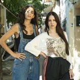 Mala Rodríguez y Alba Flores en 'Vis a vis'