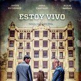 Póster de 'Estoy vivo', con Javier Gutiérrez y Alejo Sauras